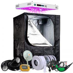 led grow tent kits