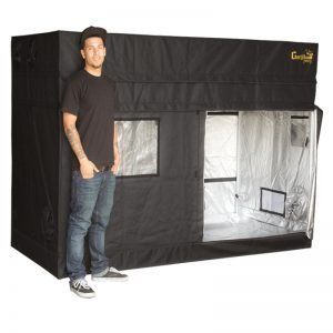 short grow tents